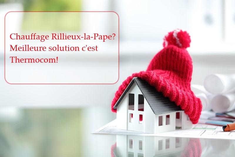 Chauffage-Rillieux-la-Pape