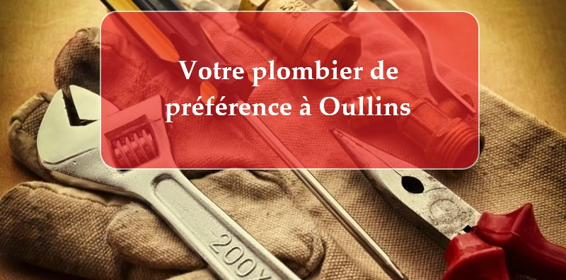 Plombier Oullins