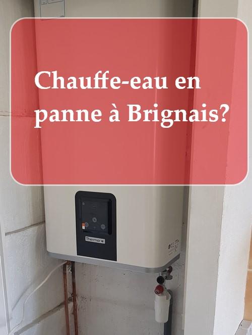 Remplacement-chauffe-eau-Brignais