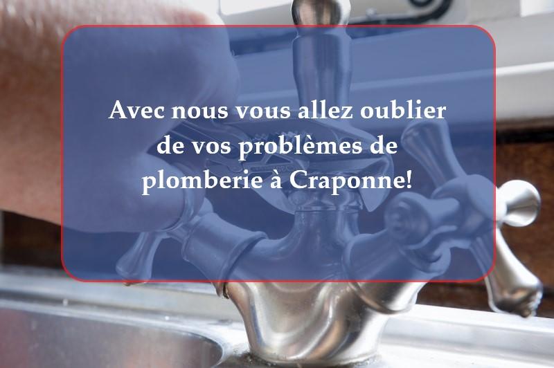 Plombier Craponne