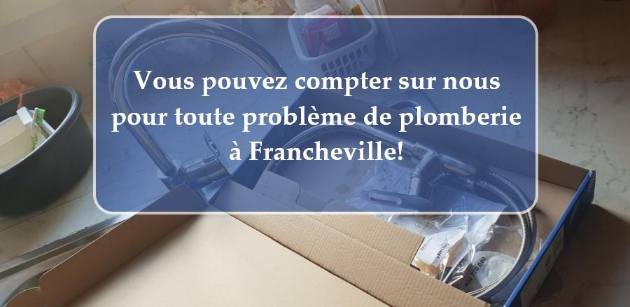 Plombier Francheville
