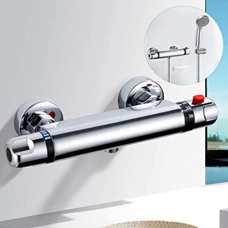 Le robinet mitigeur thermostatique