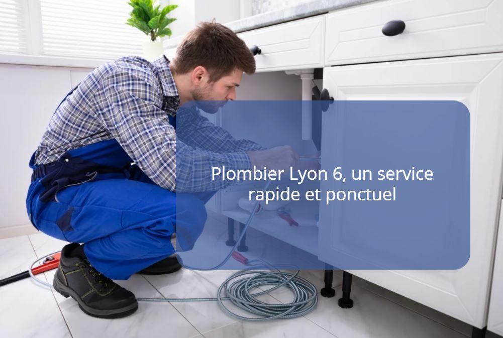 Plombier Lyon 6