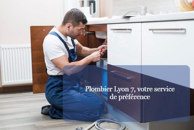Plombier Lyon 7