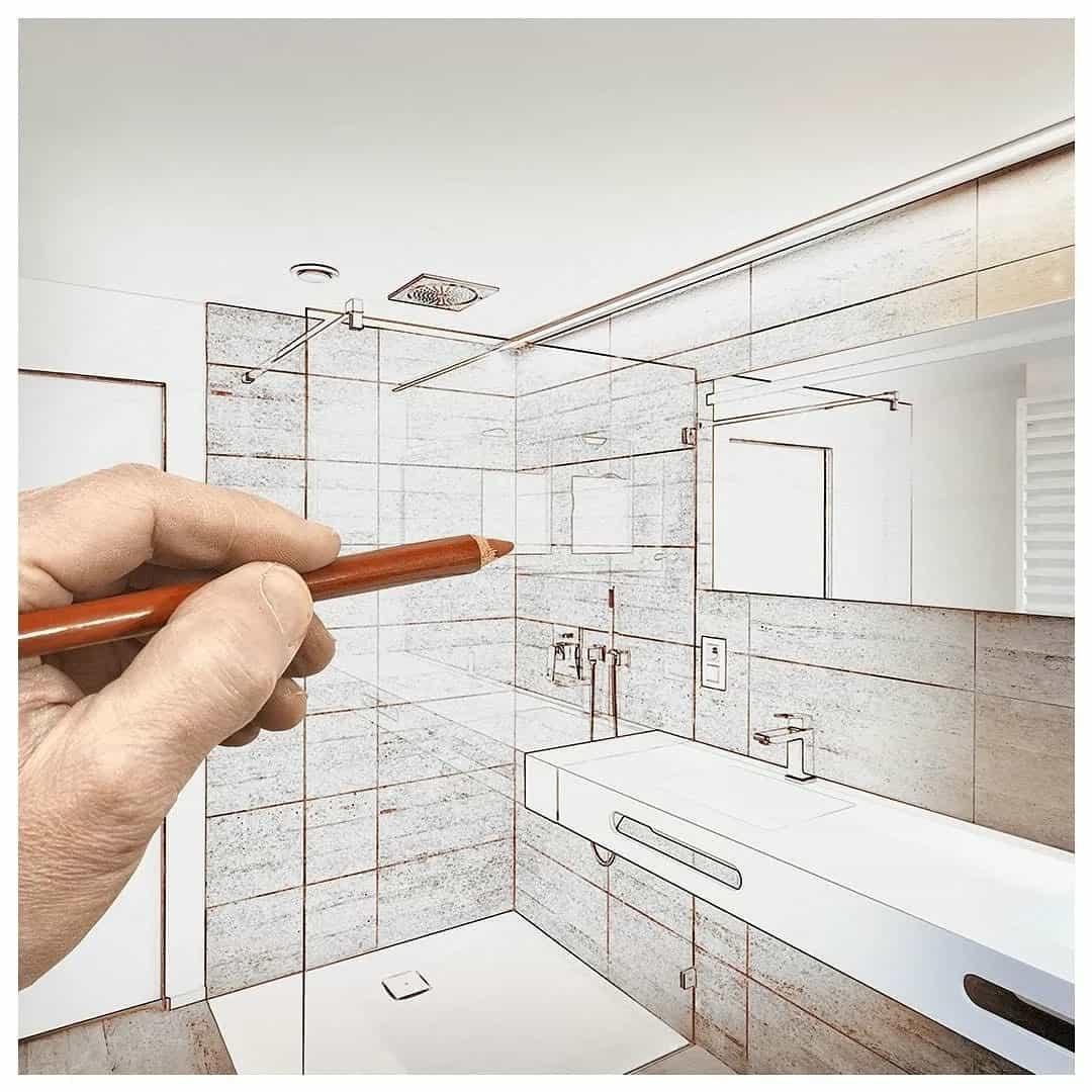Definir son concept de rénovation salle de bain Lyon
